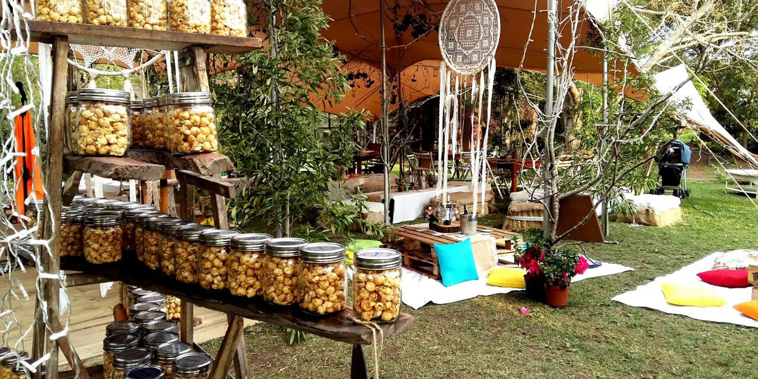 vegan picnic weddings under blue skies on the foerst edge at peace of eden nature lodge and backpackers near knysna western cape south africa