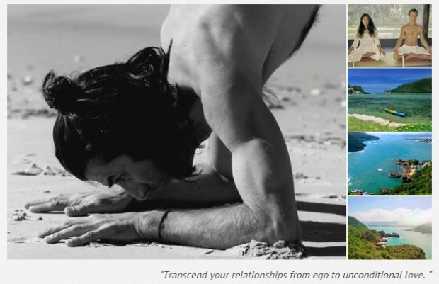 Thula Yoga Tantra Retreat at Peace of Eden in the Knysna Forest, in the heart of the Garden Route, South Africa