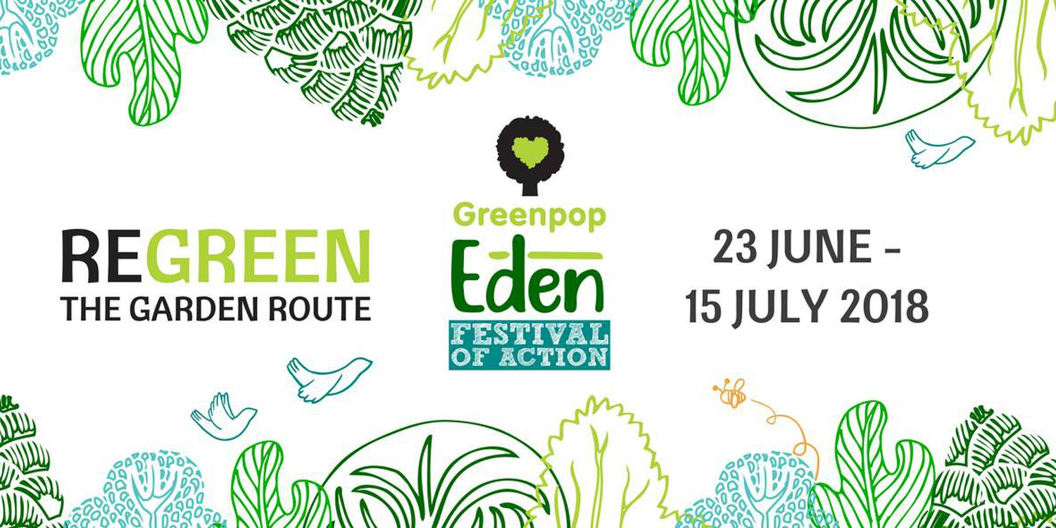 Greenpop at Peace of Eden